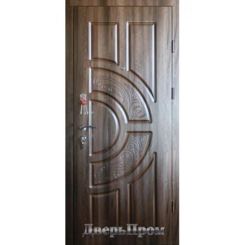 Двери Медиум 07 Орех седой Дверьпром