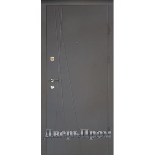 Двери Медиум 03 Графит шагрень Дверьпром
