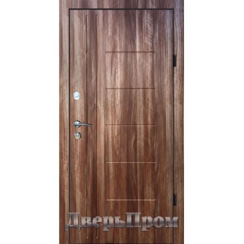 Двери Оптима 03 Орех седой Дверьпром