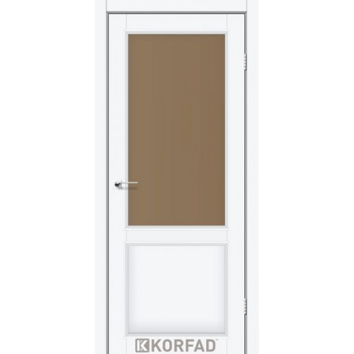 CLASSICO-02 Белый Перламутр ПО Корфад
