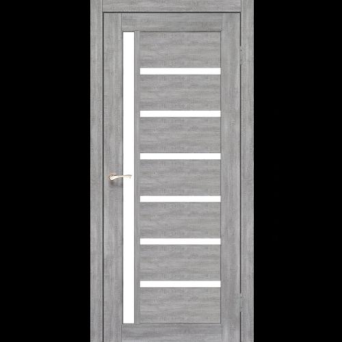 Двери VALENTINO - 01 стекло сатин KORFAD