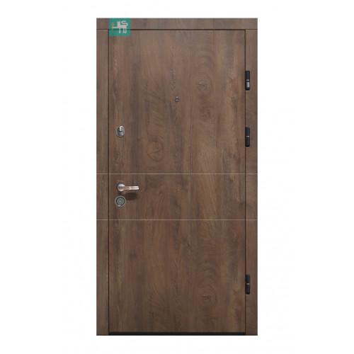 Двери ПК-185 Элит Спил дерева коньячный/Медовый Министерство дверей