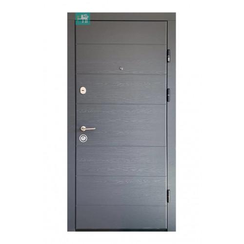 Двери ПК-202 Элит Дуб грифель Министерство дверей