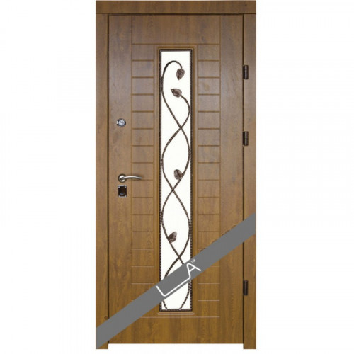 Двери Ковка КВ-2 Лакоста