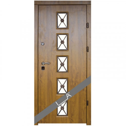 Двери Ковка КВ-7 Лакоста