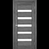 Двери PORTO - 03 стекло сатин KORFAD