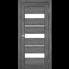 Двери PORTO - 12 стекло сатин KORFAD