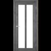 Двери TORINO - 02 сатин стекло KORFAD