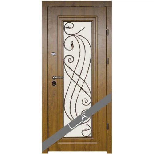 Двери Ковка КВ-10 Лакоста
