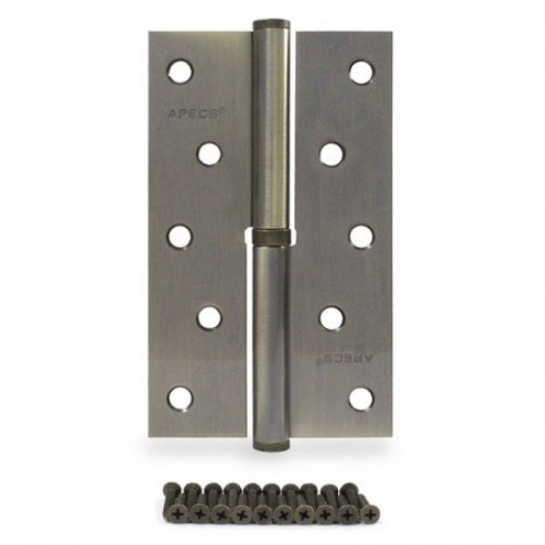 Петля APECS 125-75-B-Steel-AB-R