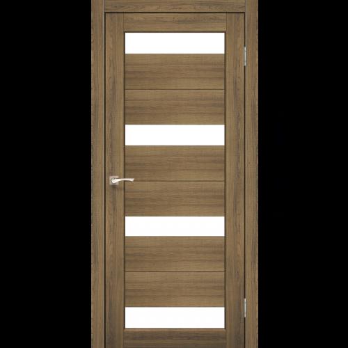 Двери PORTO - 06 стекло сатин KORFAD