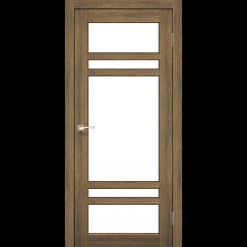 Двери TIVOLI - 06 стекло сатин KORFAD