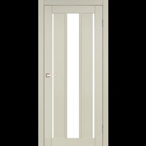 Двери VENECIA DELUXE - 04 стекло сатин KORFAD