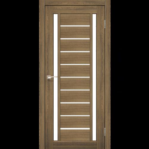 Двери VALENTINO - 03 стекло сатин KORFAD