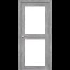 Двери MILANO - 07 стекло сатин KORFAD
