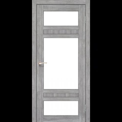 Двери TIVOLI - 05 стекло сатин KORFAD