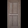 Двери MILANO - 02 сатин стекло KORFAD