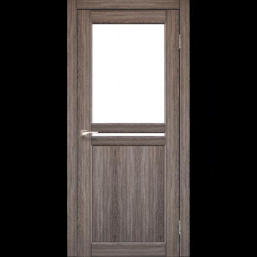 Двери MILANO - 04 сатин стекло KORFAD