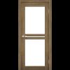 Двери MILANO - 05 стекло сатин KORFAD