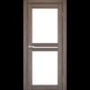 Двери MILANO - 05 сатин стекло KORFAD