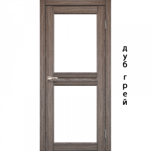 Двери MILANO - 07 сатин стекло KORFAD