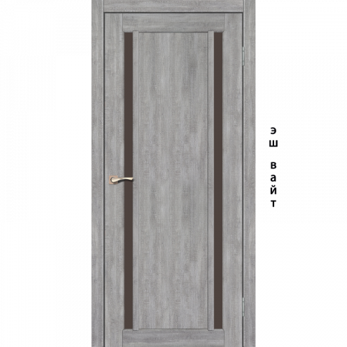 Двери ORISTANO - 02 стекло бронза KORFAD