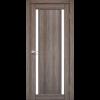 Двери ORISTANO - 02 стекло сатин KORFAD