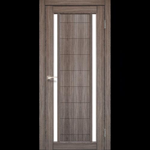 Двери ORISTANO - 04 стекло сатин KORFAD