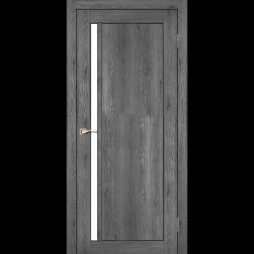 Двери ORISTANO - 06 стекло сатин KORFAD