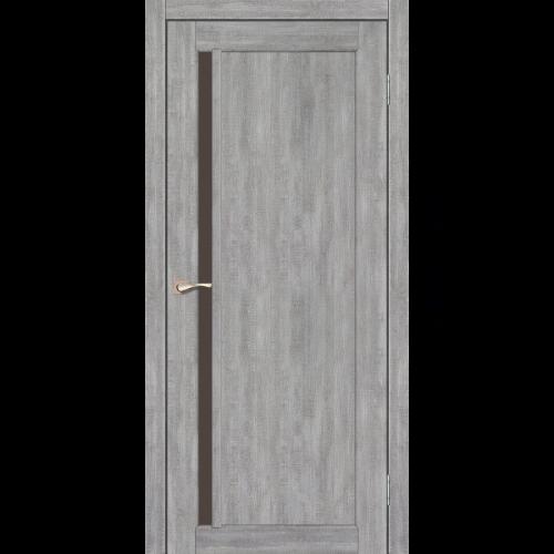 Двери ORISTANO - 06 стекло бронза KORFAD