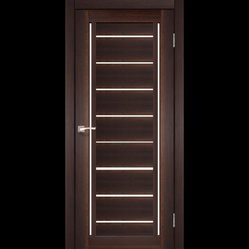Двери VENECIA DELUXE - 01 стекло сатин KORFAD