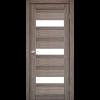 Двери PORTO DELUXE - 12 алюминиевые вставки KORFAD