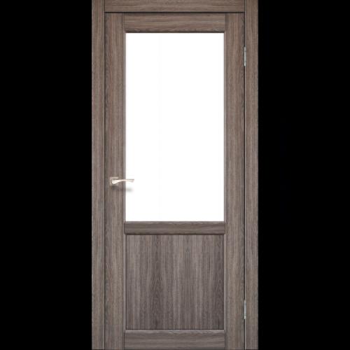 Двери PALERMO - 02 стекло сатин KORFAD