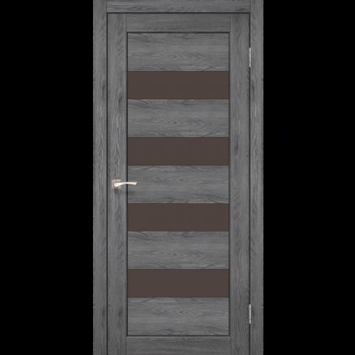 Двери PIANO DELUXE - 02 сатин KORFAD