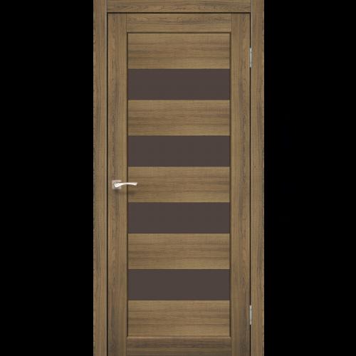 Двери PIANO DELUXE - 02 бронза KORFA