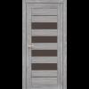 Двери PIANO DELUXE - 03 бронза KORFA