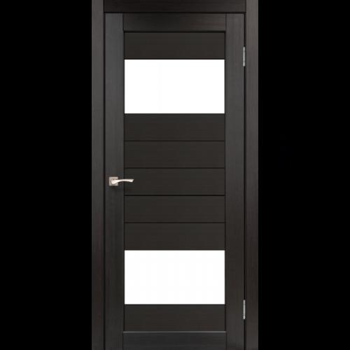 Двери PORTO - 09 стекло сатин KORFAD