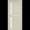 Двери SCALEA - 02 стекло сатин KORFAD