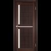 Двери SCALEA - 04 стекло сатин KORFAD