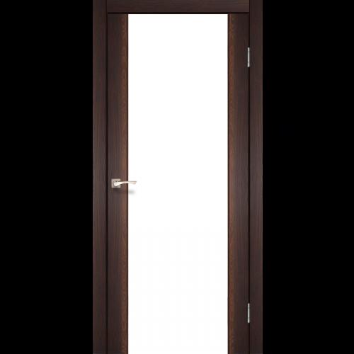 Двери SANREMO - 01 стекло сатин KORFAD