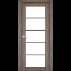 Двери VICENZA - 02 со стеклом KORFAD