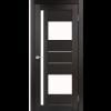 Двери VENECIA DELUXE - 03 стекло сатин KORFAD