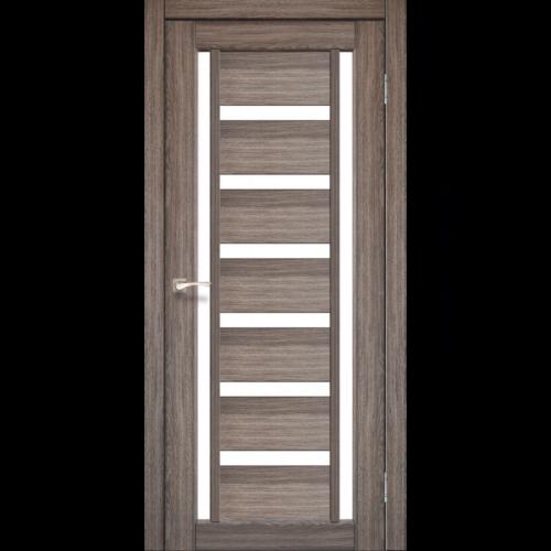 Двери VALENTINO - 02 стекло сатин KORFAD