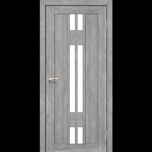 Двери VALENTINO - 05 стекло сатин KORFAD