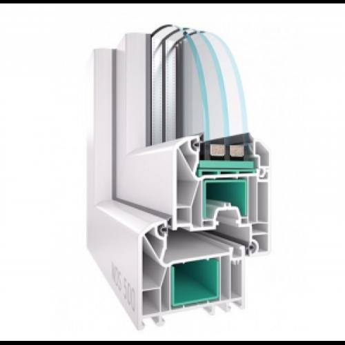 Металлопластиковый профиль WDS 500