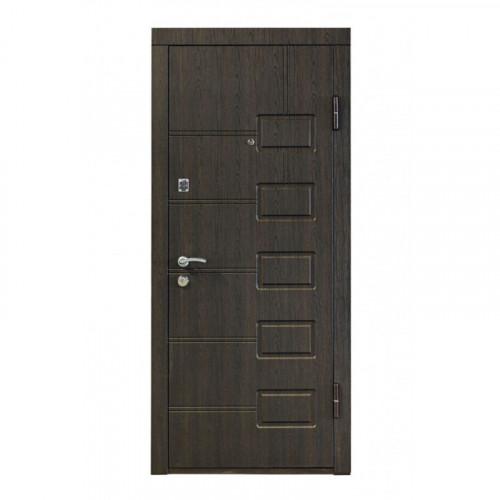 Двери ПБ-21 Венге Министерство дверей